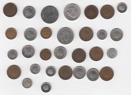 Pays Bas Important Lot Dont Monnaie En Argent - Nederland