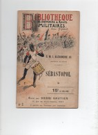 Fascicule De 1896 Récits Militaires La GUERRE De SEBASTOPOL, Bon état. - Livres