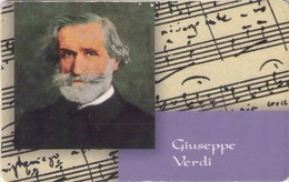 TARJETA TELEFONICA DE ALEMANIA. PD2.00 (069) GIUSEPPE VERDI - Música