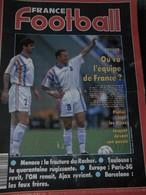 France Football N° 2528 Du 20 Septembre 1994 Où Va L'équipe De France ? PLATINI Juge Les Bleux - MONACO - BARCELONE - Sport