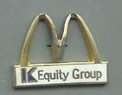 @@ Pin's Mac Donald's Equity Group (1.3x1.7) @@md22 - McDonald's
