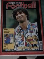 France Football N° 2526 Du 6 Septembre 1994 FRANCE JACQUET Joue La Sécurité, NANTES - GULLIT - SLOVAQUIE - Sport