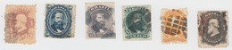 BRAZIL. OLD STAMPS / 1520 - Timbres