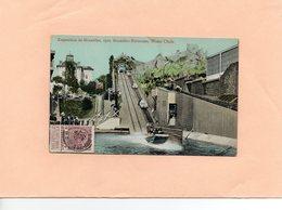 Carte Postale - Exposition De Bruxelles 1910 - Universal Exhibitions