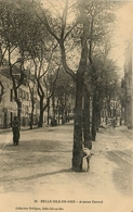 Belle Ile En Mer - Avenue Carnot - éditeur Petitjean N°29 - AA190 - Belle Ile En Mer
