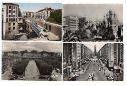 LOT  DE 52 CARTES  POSTALES  SEMI-MODERNE  DIVERS  FRANCE  N36 - Cartes Postales