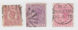 NEW ZEALAND. OLD STAMPS / 1520 - Timbres