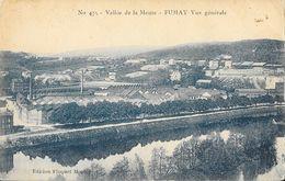 Vallée De La Meuse - Fumay, Vue Générale, Usines - Edition Floquet, Carte N° 475 - France