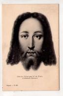 CPA-NB1852-TETE DE CHRIST PAR LEONARD DE VINCI CATHEDRALE D ANVERS - Malerei & Gemälde