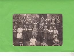 LA ROCHE  -  Ecole Des Soeurs, Année 1918 - La-Roche-en-Ardenne