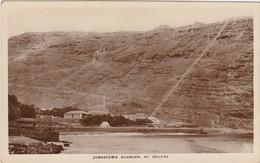 SAINTE HÉLÈNE  St HELENA  JAMESTOWN Harbour - Saint Helena Island