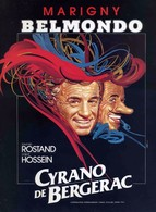 PROGRAMME CYRANO DE BERGERAC - Belmondo - Programmi