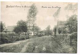 HECHTEL  Route Vers Le Village - Hechtel-Eksel