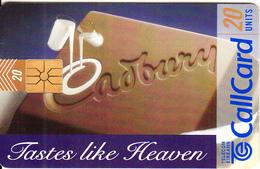 """IRELAND - Cadbury""""s, Chip GP1, 07/97, Used - Ireland"""