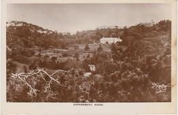 SAINTE HÉLÈNE  St HELENA  Government House - Saint Helena Island