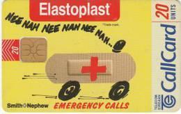 IRELAND - Elastoplast, 05/97, Used - Ireland