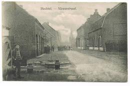 HECHTEL  Nieuwstraat - Hechtel-Eksel