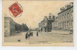 WIGNEHIES - Rue Nationale - Autres Communes