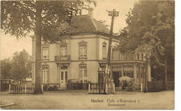 HECHTEL  Cafe Buitenlust Restaurant - Hechtel-Eksel