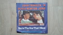 John Travolta & Olivia Newton-John - You're The One That I Want - Vinyl-Single - Disco & Pop