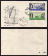 JORDANIE - JORDAN - JERUSALEM - PAPE PAUL VI - RELIGION / 1964 ENVELOPPE FDC NUMEROTEE (ref LE2835) - Jordanie