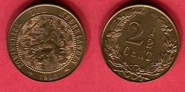 2 1/2  CENTS    ( KM 134 ) TTB 2,5 - [ 3] 1815-… : Kingdom Of The Netherlands