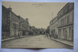 DOZULE -la Rue - France