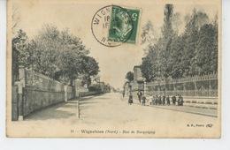 WIGNEHIES - Rue De Rocquigny - Autres Communes