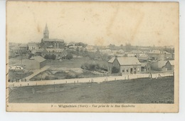 WIGNEHIES - Vue Prise De La Rue Gambetta - Autres Communes