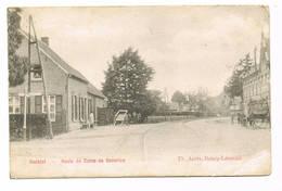 HECHTEL  Route Du Camp De Beverloo - Hechtel-Eksel