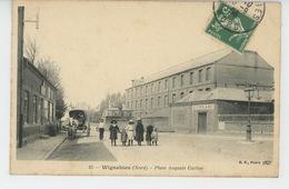 WIGNEHIES - Place Auguste Carlier (Gymnase ) - Autres Communes