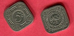 5  CENTS    ( KM 153 ) TB+ 1 - [ 3] 1815-… : Kingdom Of The Netherlands