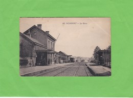 NOIRHAT  -  La Gare - Autres