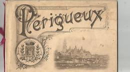 PERIGUEUX  Magnifique Carnet De 10 Pages - Périgueux