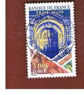 FRANCIA (FRANCE) - SG 3635  - 2000 BANK OF FRANCE      -   USED - Francia
