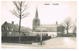HECHTEL   Kerkplein - Hechtel-Eksel