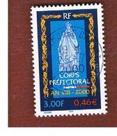 FRANCIA (FRANCE) - SG 3637  - 2000 PREFECTORIAL CORPS      -   USED - Francia