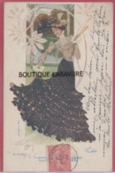 ILLUSTRATEUR - LUDRIC---La Cavallierie--Proprieté Des Chaussures Raoul----Précurseur - Autres Illustrateurs