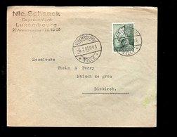 Nicolas Schaak Avenue De Boie > Diekirch Theis & Ferry (290) - 1940-1944 Occupation Allemande