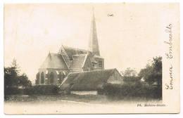 HECHTEL   EKSEL  De  Kerk - Hechtel-Eksel