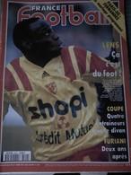 France Football N° 2509 Du 19 Mai 1994 PSG FERNANDEZ - LENS - COUPE - FURIANI - Sport