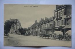 DOZULE - Place Du Marche-pharmacie-attelage - France