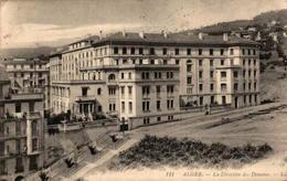 ALGER  - La Direction Des Douanes - Algerien