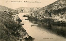 Belle Ile En Mer - Le Port Du Vieux Château - éditeur David N°452 - AA190 - Belle Ile En Mer