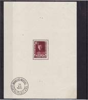 # E-9161 1931 Michel Block 2 MLH: Crown Prince Leopold - Neufs