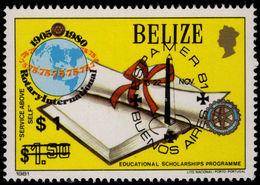 Belize 1981 Espamer Unmounted Mint. - Belize (1973-...)