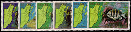 Belize 1982 Marine Life Unmounted Mint. - Belize (1973-...)