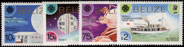 Belize 1983 World Communications Year Unmounted Mint. - Belize (1973-...)