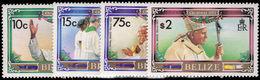 Belize 1983 Christmas Unmounted Mint. - Belize (1973-...)