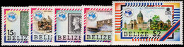Belize 1984 Ausipex Unmounted Mint. - Belize (1973-...)
